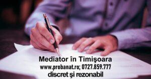 mediator in Timisoara
