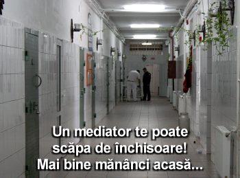 mediator in penal